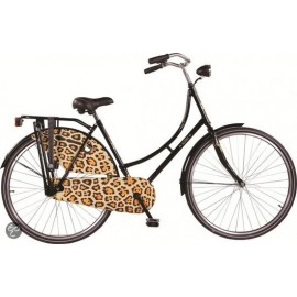 Altec Basic 28 inch Omafiets Leopard 52cm