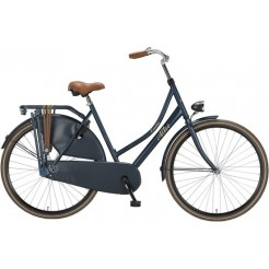 Altec London 28 inch Omafiets Midnight Blue 57cm