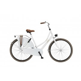 Altec London 28 inch Omafiets Snow White 52cm 2016