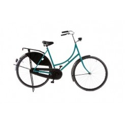Avalon F104 Export 28 inch Omafiets 57cm Turquoise